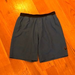 Men's active-wear Prana shorts
